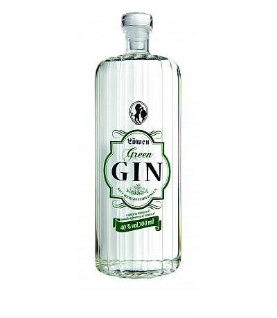 Green Gin 40%vol.