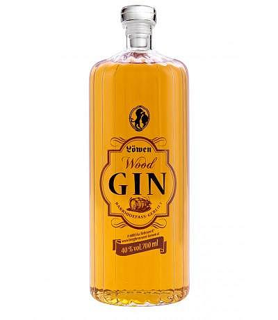 Wood Gin 40%vol.