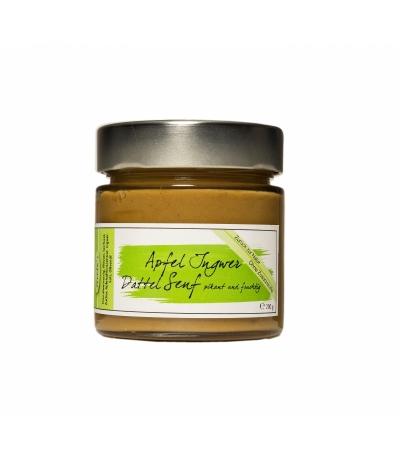 Apfel-Ingwer-Dattel Senf 200gr