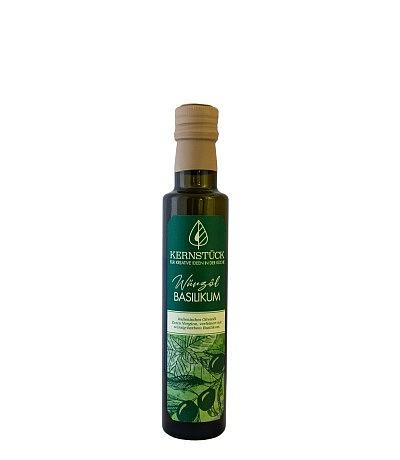 Oilivia Basilikum Olivenöl Nativ Extra