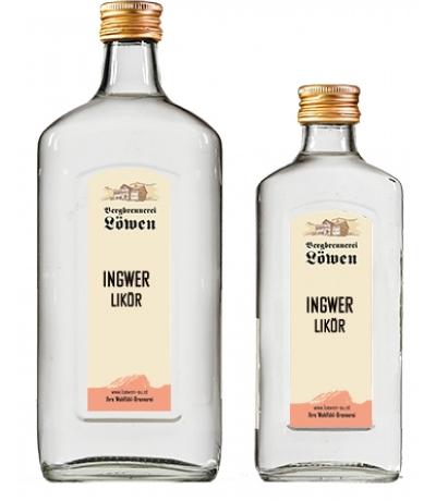 Ingwer Likör 24%