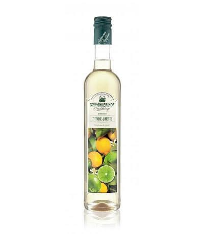 Zitrone-Limette Sirup 500ml