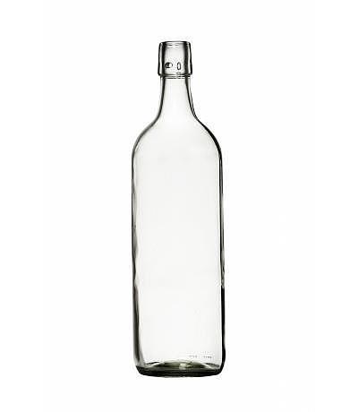 Kurzhalsflasche 1000ml