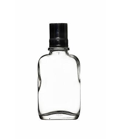 Taschenflasche mit Trinkbecher 100ml