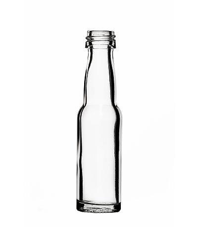 Portionsflasche rund 40ml