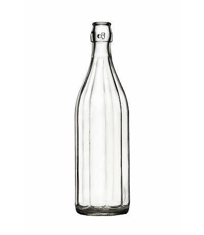Succo-Saftflasche 10-eckig 1000ml