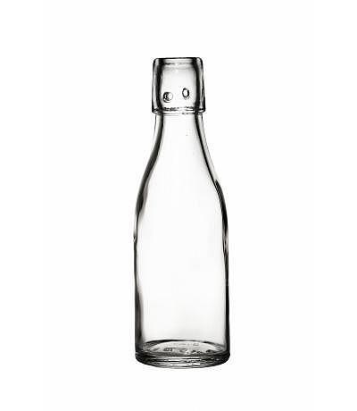 Taschenflasche rund 200ml