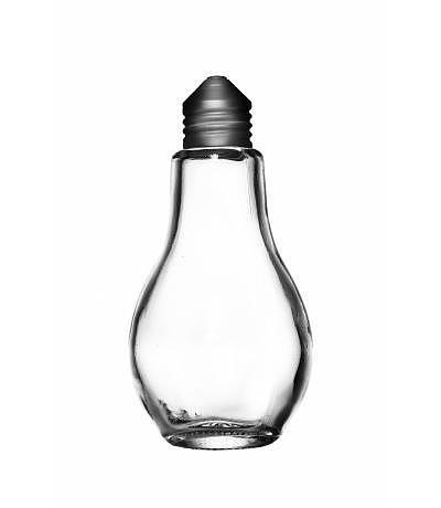 Glühbirne 200ml inkl. Fassung