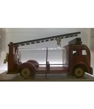 Feuerwehrauto mit Glastank 500ml