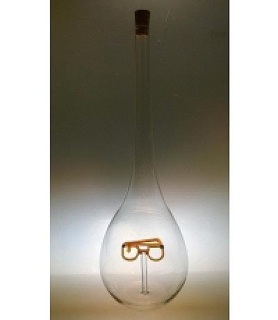 Goute mit Brille 500ml