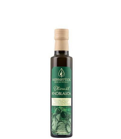 Oilivia Knoblauch Olivenöl Nativ Extra