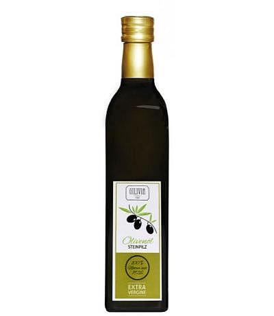 Olivenöl mit Steinpilz