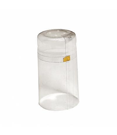 Anschrumpfkapseln transparent