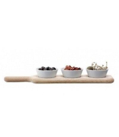 Paddle Gewürzschalen Set