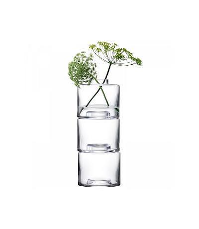 Stack Vase Trio