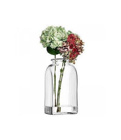 UMBERTO Vase 40cm klar