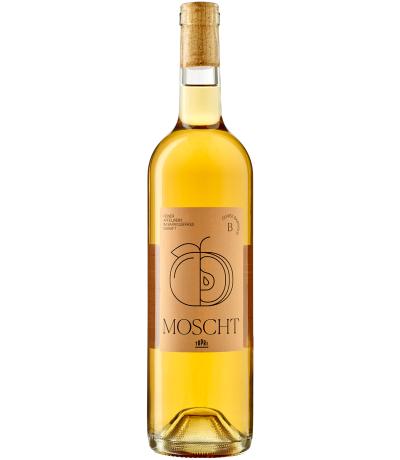 TOPRI Moscht – Feiner Apfelwein im Barriquefass gereift 7 % vol.
