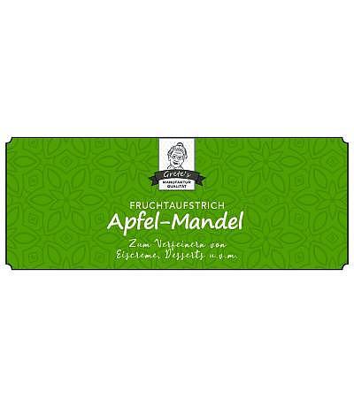 Apfel-Mandel Fruchtaufstrich 380gr